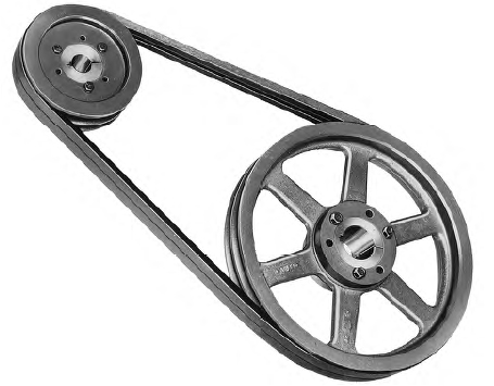 Supplier & Distributor of Belts, Sheaves & Pulleys - IN, IL & KY
