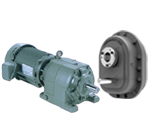 Speed Reducers & Gear Motors